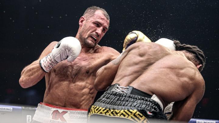 Сергей Ковалёв отстоял титул чемпиона мира в бою с Энтони Ярдом