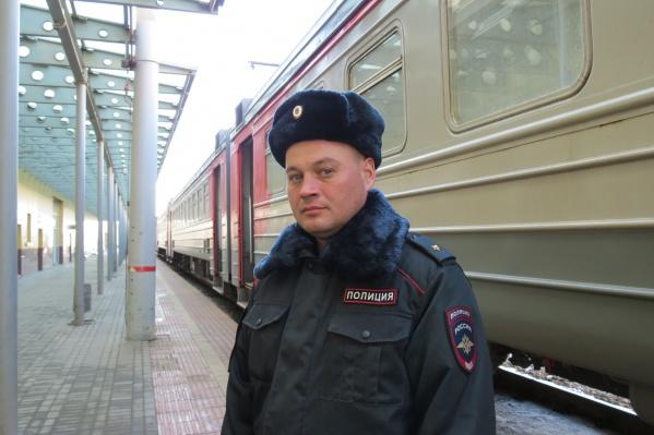 Сергей был на службе, когда ему позвонили родственники