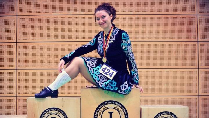 Сибирячка получила «серебро»на чемпионате по танцам в Германии