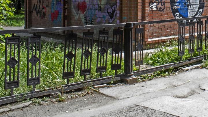 В пункте сбора металлолома, где от взрыва погиб рабочий, нашли украденные чугунные решётки с улиц