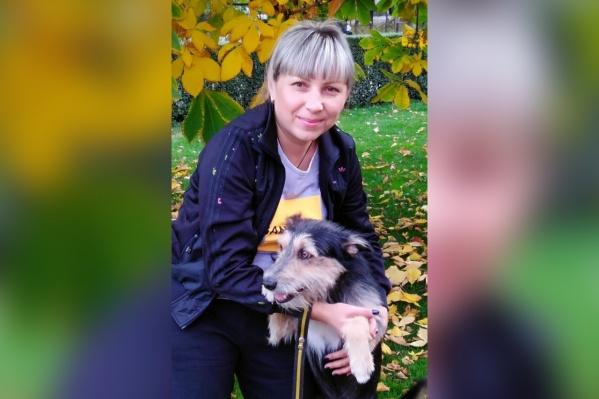 По словам волгоградки, собака напала уже на трех человек