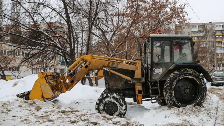 Поселок под Уфой остался без газоснабжения из-за трактора
