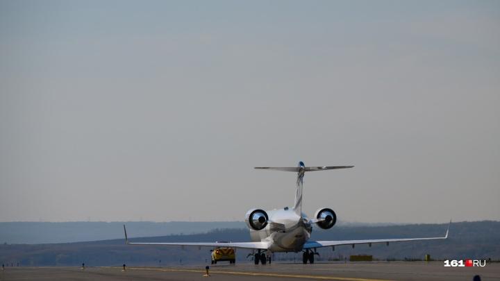 В Ростове скончался пилот самолета, летевшего в Анапу