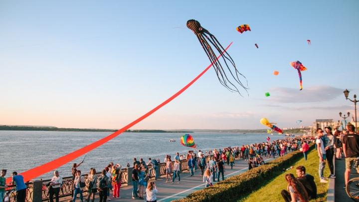 Катание на воздушном шаре и лекции Васильева: публикуем программу «Волгафеста»