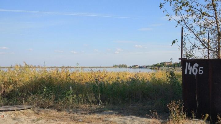 Соучредитель «Астор Плазы» демонтировал один из заборов, преграждавший дорогу к Соленому озеру