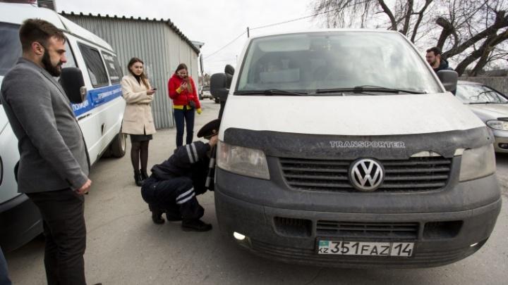 На Речном не собираться: таксистам и водителям без разрешений составят список запретных мест