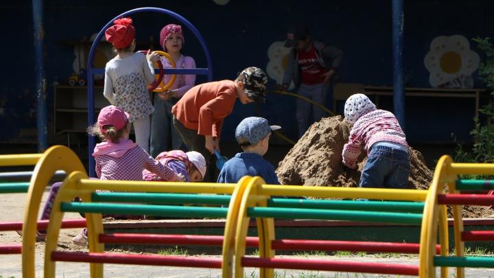 Два детских сада построят в Нижнем Новгороде