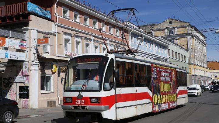Помечтаем, это бесплатно: в Нижнем Новгороде появятся скоростные трамваи и исчезнут пробки