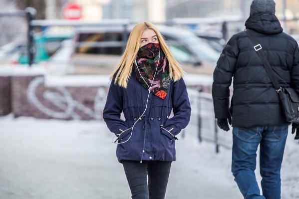 В ближайшие дни на дорогах Новосибирска уже появитсяснежный покров