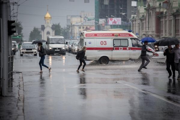 С новыми точными прогнозами новосибирцы будут реже попадать под внезапные дожди