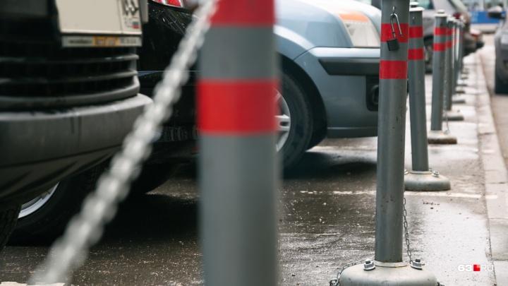 Самарские власти вступились за платные парковки около медицинских и культурных учреждений