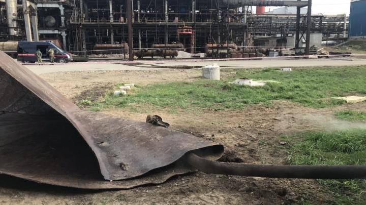 В Березниках суд вынес приговоры четырем сотрудникам «Азота», где при взрыве погибли рабочие
