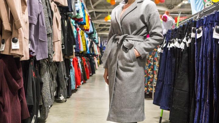 Кофточки за 200: в Новосибирске — бум магазинов дешёвой одежды