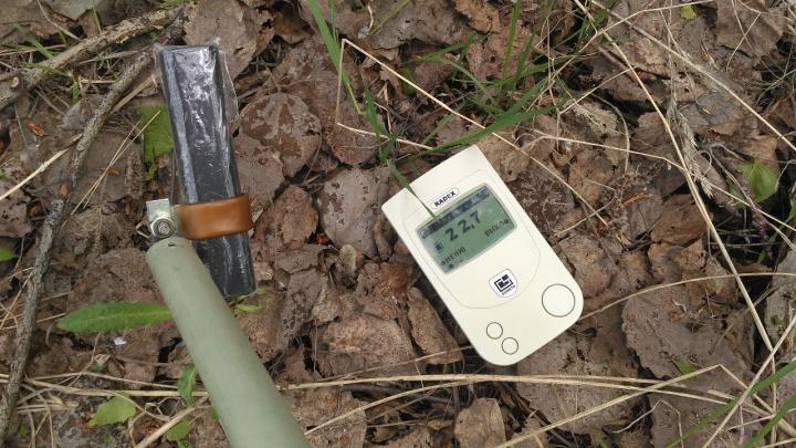 В НЗХК подтвердили повышенный уровень радиации на территории, где поймали сталкера