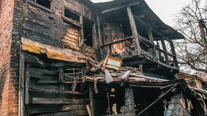 В Самаре выселяют семью умершего погорельца