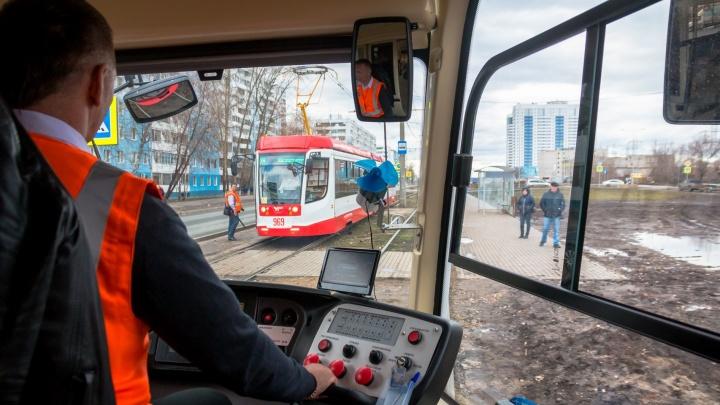 В Самаре запустили трамваи и троллейбусы с ручным климат-контролем