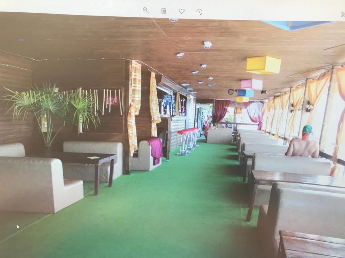 Так выглядело заведение в Сочи, на месте которого открывают «Американку»