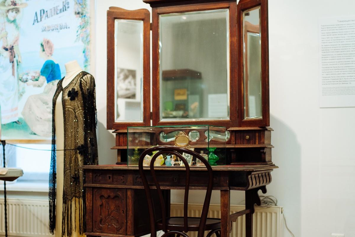 На выставке расскажут,как Герлен и Коти создавали ароматы для русских царей