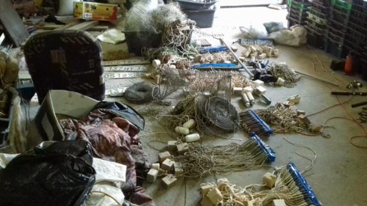 Ловись большая и малая: под Волгоградом поймали любителей крупной рыбы и раков