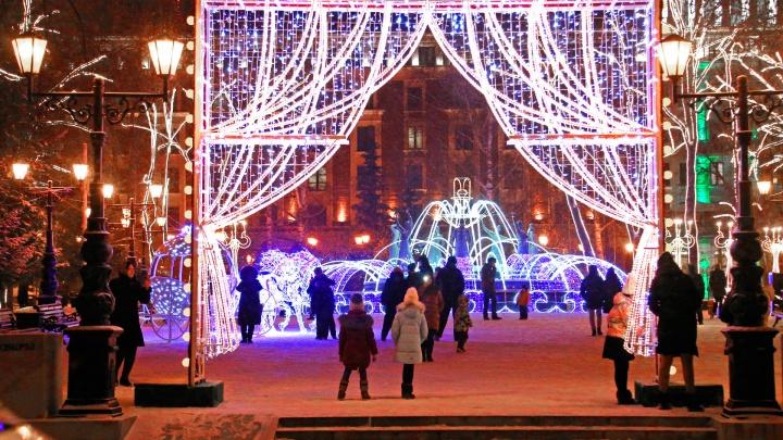 Концерты, вечеринки и шоу с фейерверками: куда пойти в Уфе 31 декабря