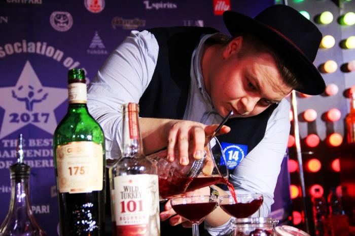 В ресторане Mishkin & Mishkin прошёл конкурс «Лучший бармен Сибири– 2017»