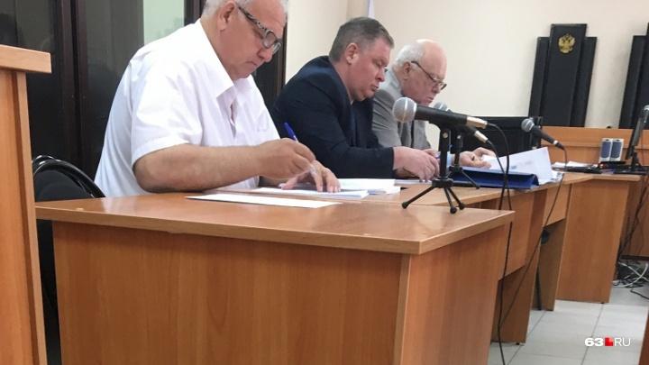 В Самаре экс-сотрудника ФСБ судят за обещание крышевать нефтебизнес