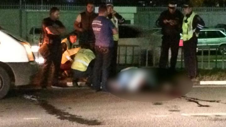 На сбившего в Ярославле на микроавтобусе женщину костромича завели дело: что ему грозит