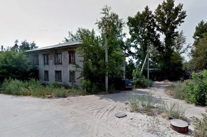 Мэрия продала застройщику 5 старых домов на Кирова