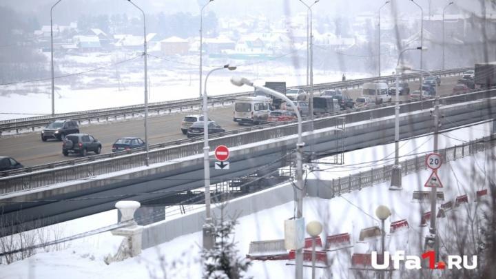 Ирек Ялалов поручил ужесточить ограничения на Бельском мосту