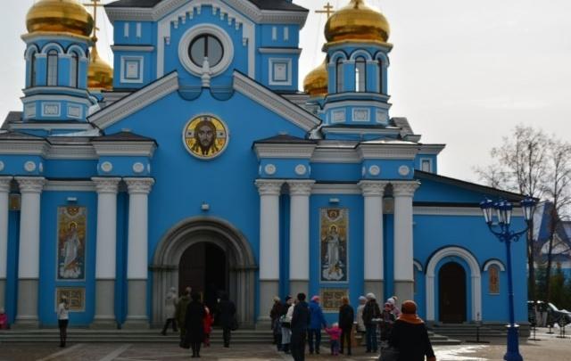 Уфимская епархия просит помочь с окончанием реставрации кафедрального собора
