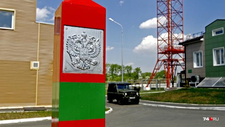 На российско-казахстанской границе в Челябинской области нашли военного с простреленной головой