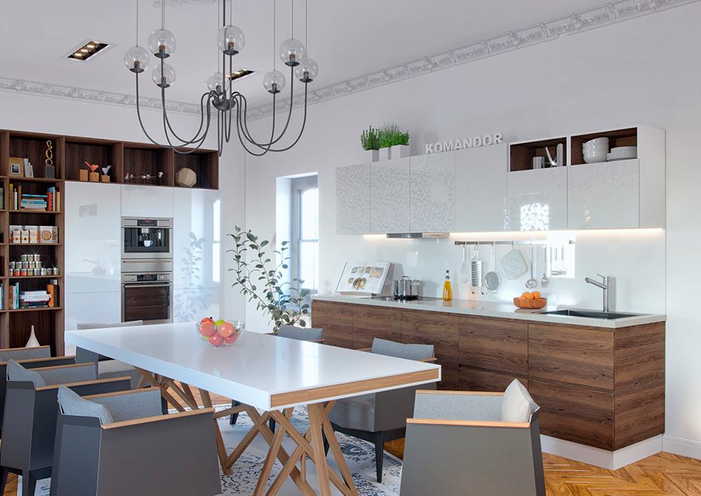 Мебель по индивидуальным проектам: кухни