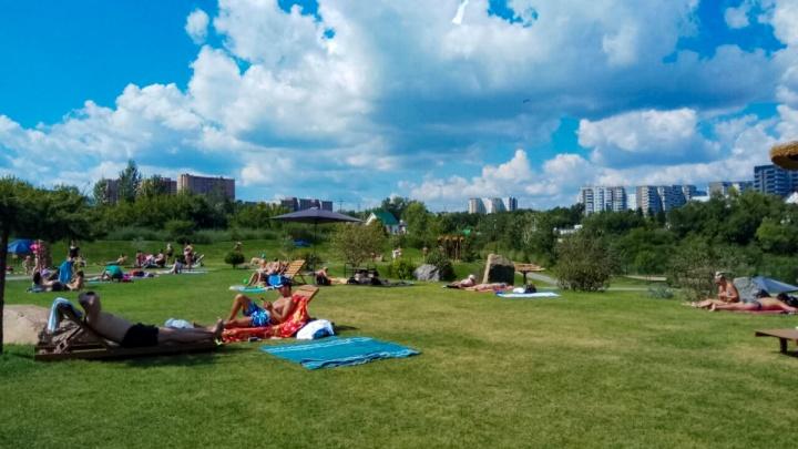 Парк«Прищепка» закрыли на реконструкцию спустя 2 месяца работы