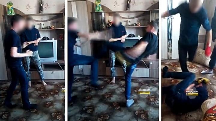 Следователи возбудили уголовное дело об избиении студента новосибирского колледжа