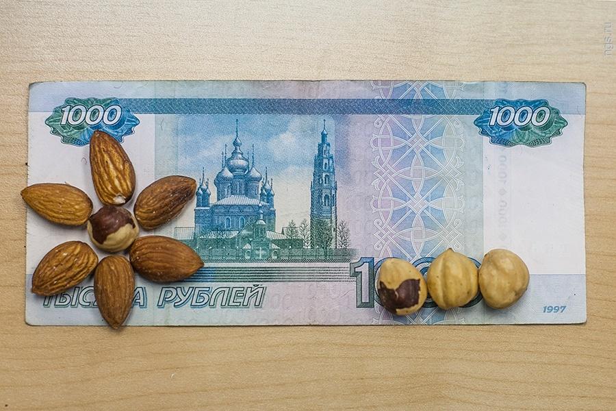 Новосибирец похитил коробки сгрецкими орехами на160 тыс. руб.