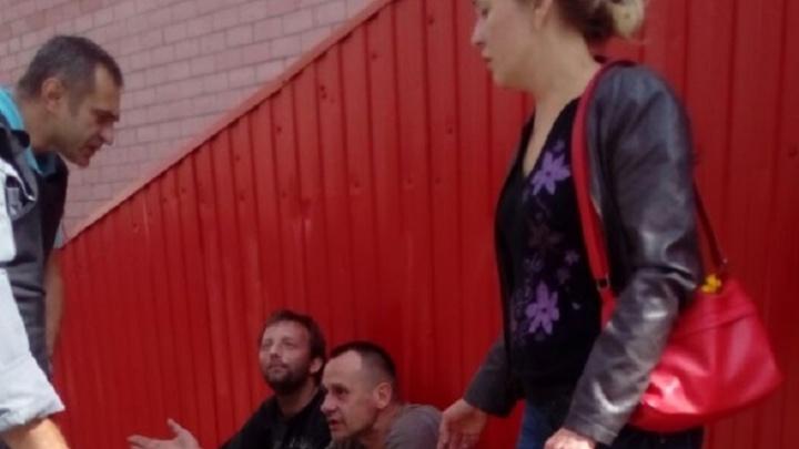 Бони и два Клайда: на супермаркет в Ярославле напали преступники с пистолетом