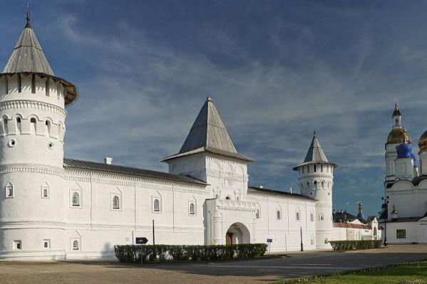 Грабеж произошел в многоквартирнике неподалеку от Тобольского кремля