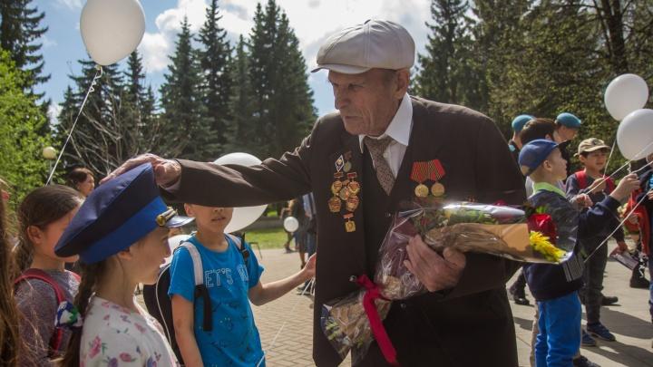 «Спасибо, что помните»: «Башнефть» в канун Дня Победы чествовала своих ветеранов