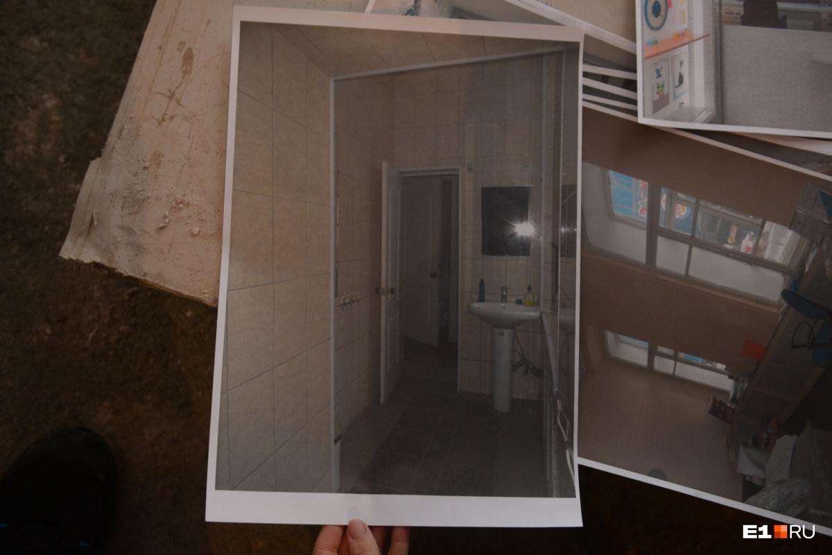 Исторически широкий проход в туалет в здании заузили до 80 см
