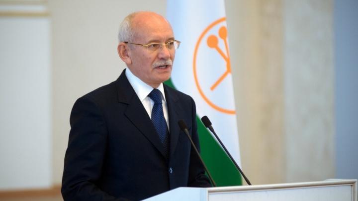 Онлайн-трансляция выступления главы Башкирии с ежегодным посланием Курултаю
