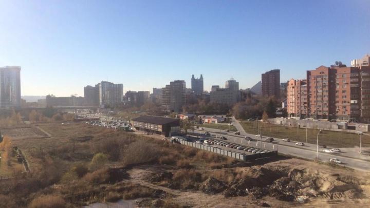 Возле «Ауры»появилась свалка, которую власти обещали закрыть ещё весной