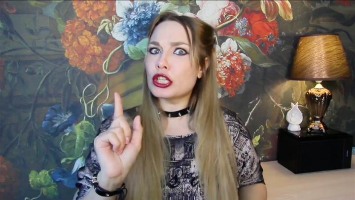 Новосибирская певица дала 10 вредных советов начинающим рокерам