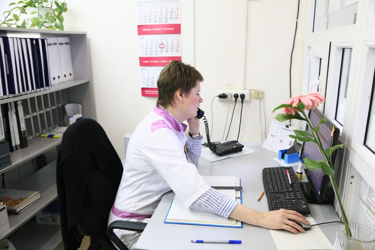 Дополнительное отделение открыли в филиале детской поликлиники №4 на улице Краснознамённой, 24