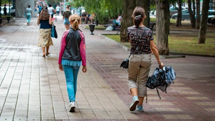 В Ростовской области 5 мая пройдут дожди и грозы