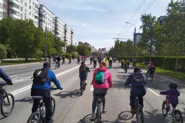 Участники смогут проехать маршрут длиной 50 или 70 километров
