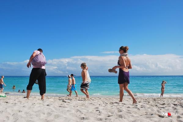 Большинство опрошенных челябинцев для летнего отдыха выбрали Турцию и Сочи