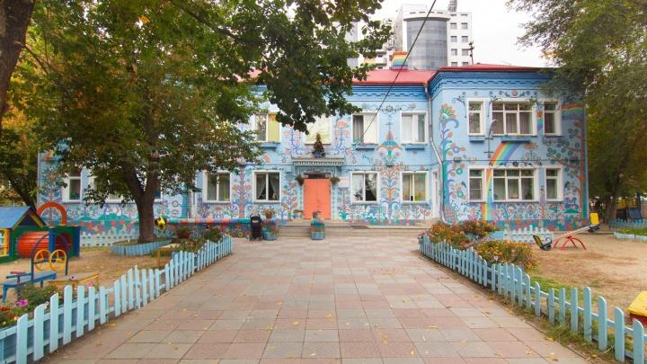 Частный детский сад в центре города устроит день открытых дверей
