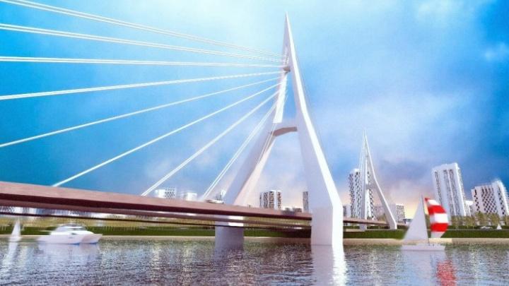 Архитекторы предложили превратить стрелку Волги в «город мечты» с причалом для яхт