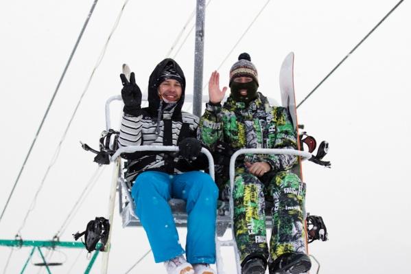 Большинство новосибирских горнолыжных курортов открываются в эти выходные