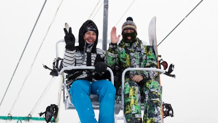 Лыжи едут: новосибирские горнолыжные комплексы открывают сезон